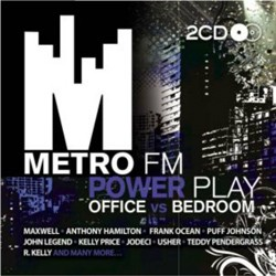 Metro FM Power Play: Office Vs Bedroom CD - CDBSP3280