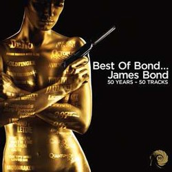 Best Of Bond Deluxe Edition CD - CDEMCJD 6665