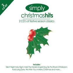 Simply Christmas Hits CD - SSS533