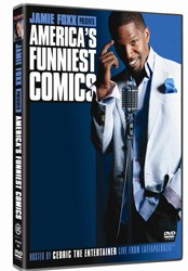 Jamie Foxx Presents America's Funniest Comics Vol. 1 DVD - NF12018 DVD