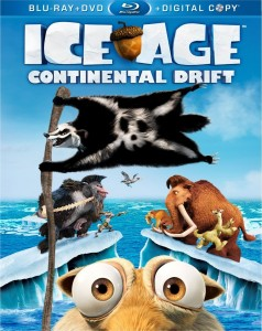 Ice Age: Continental Drift Blu-Ray - BDF 51529