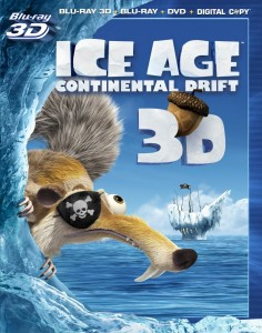 Ice Age: Continental Drift 3D 3D Blu-Ray - 3D BDF 51529