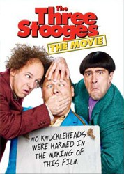 The Three Stooges The Movie DVD - 52505 DVDF