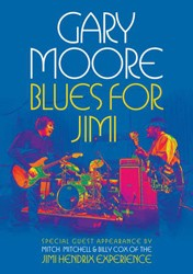 Gary Moore - Blues For Jimi DVD - DVERE034