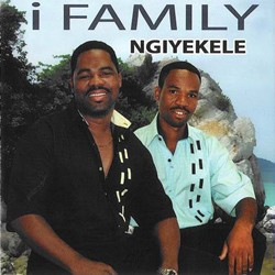 I Family - Ngiyeleke CD - CDIZI075