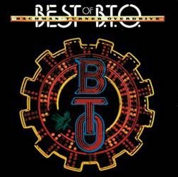Bachman Turner Overdrive - Best Of Bachman-Turner Overdrive CD - 07314 5380402