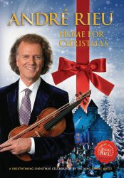 Andre Rieu - Home For Christmas DVD - 06025 3712332