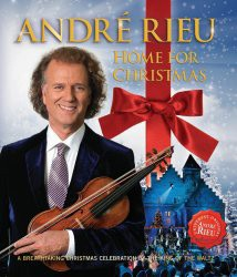 Andre Rieu - Home For Christmas Blu-Ray - 06025 3712333
