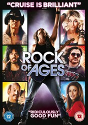Rock Of Ages DVD - Y31873 DVDW