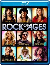 Rock OF Ages Blu-Ray - Y32332 BDW