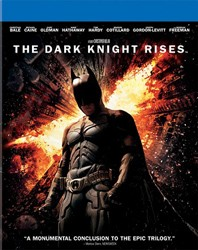 The Dark Knight Rises Blu-Ray - Y31856 BDW