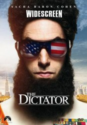 The Dictator DVD - EL134740 DVDP