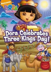 Dora Celebrates Three Kings Day DVD - EU116855 DVDP