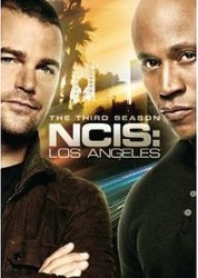 NCIS Los Angeles Season 3 DVD - EU130545 DVDP