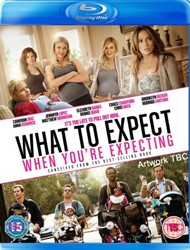 What To Expect When You're Expecting Blu-Ray - 03890 BDI