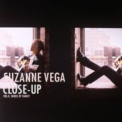 Suzanne Vega - Close Up Vol. 4 - Songs Of Family CD - COOKCD 524