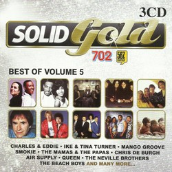 Solid Gold Vol. 5 CD - CDEMCJT 6679