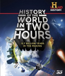History Of The World In 2 Hours 3D Blu-Ray - GOHCBD6164