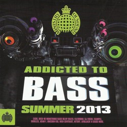 Addicted To Bass Summer 2013 CD - CDJUST 579