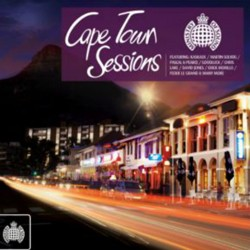 Ministry Of Sound - Cape Town Sessions CD - CDJUST 565