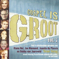 Gospel Is Groot Vol.1 CD - JRECD010