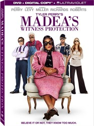 Madea's Witness Protection DVD - 10221112