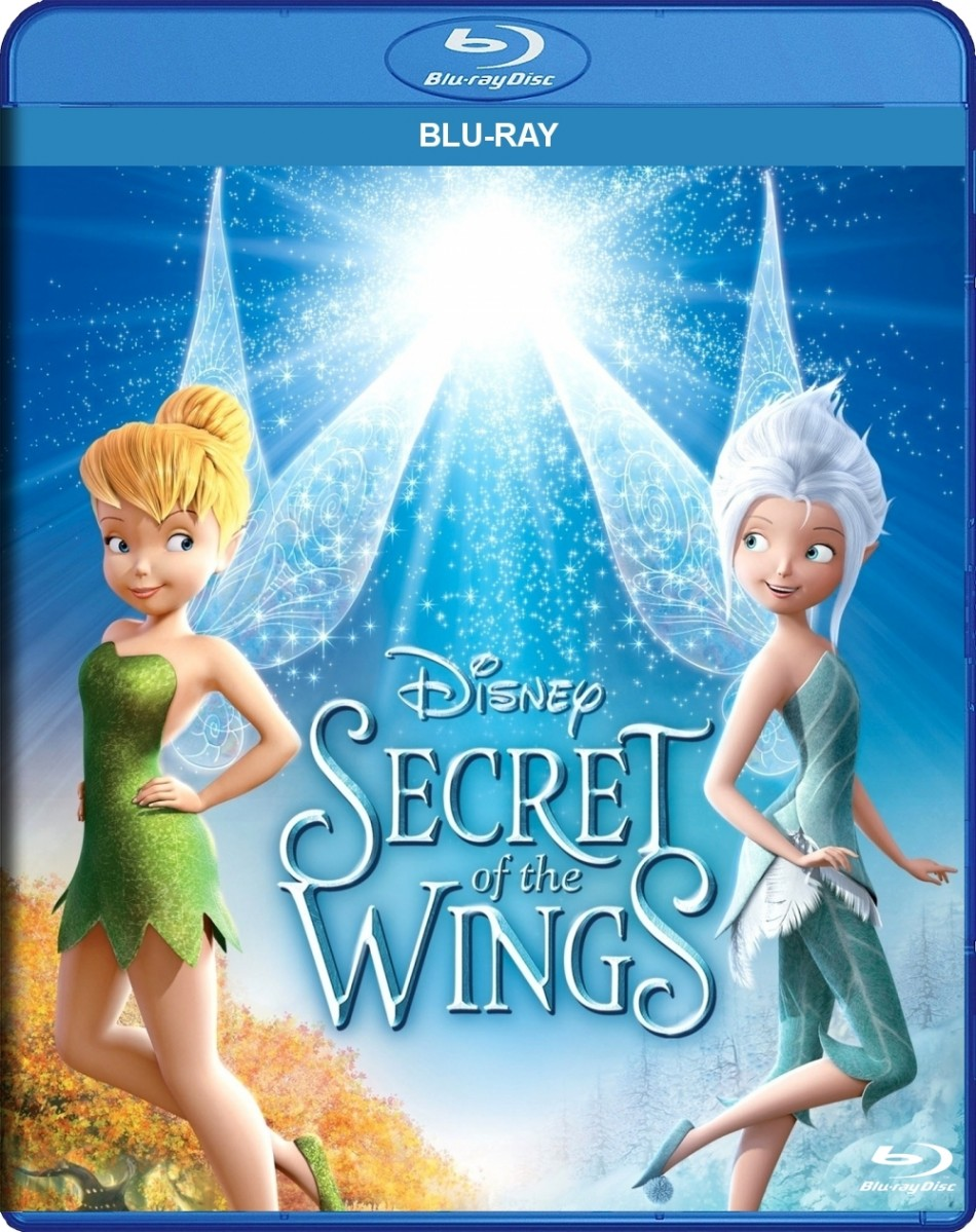 Tinker Bell And the Secret of the Wings Blu-Ray - 10221403