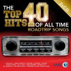Top 40 Hits Of All Time - Roadtrip Songs CD - CDEMCJD 6672