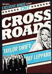Taylor Swift With Def Leppard - CMT Crossroads DVD - 06025 2721315