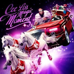 CeeLo Green - CeeLo's Magic Moment CD - WBCD 2306