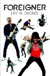 Foreigner - Live In Chicago DVD - EDVD11