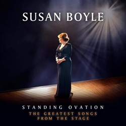 Susan Boyle - Standing Ovation: The Greatest Songs From The Stage CD - CDRCA7362
