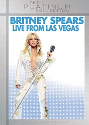 Britney Spears - The Platinum Collection:Britney Spears Live From Las Vegas DVD - DVZOM2200