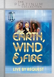 Earth, Wind & Fire - The Platinum Collection: Earth, Wind & Fire Live By Request DVD - DVCOL7470