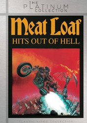 Meat Loaf - The Platinum Collection: Meat Loaf Hits Out Of Hell DVD - DVEPC7135