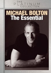Michael Bolton - The Platinum Collection: Michael Bolton The Essential DVD - DVCOL7468