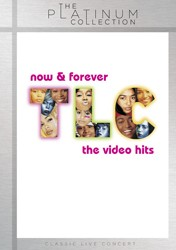 TLC - The Platinum Collection: TLC Now & Forever The Video Hits DVD -