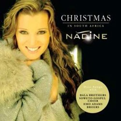 Nadine - Christmas In South Africa CD - CD KE 102