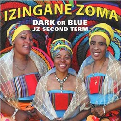 Izingane Zoma - Dark Or Blue JZ Second Term CD - CDIZI077
