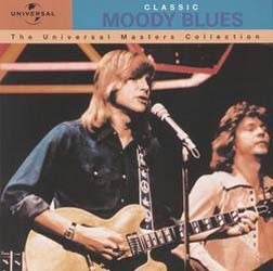 The Moody Blues - Classic Moody Blues - The Universal Masters Collection CD - 07314 5410882