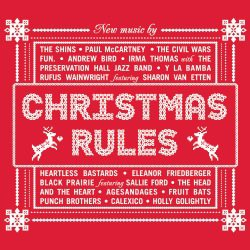 Christmas Rules CD - 08880 7234220