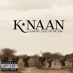 K'Naan - Country, God Or The Girl CD - 06025 3717098