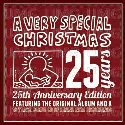 A Very Special Christmas 25th Anniversary CD - 06025 3720790