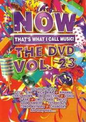 Now That's What I Call Music! The DVD Vol. 23 DVD - DVBSP3290