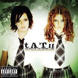 t.A.T.u. - 200 Km/h In The Wrong Lane CD - 06025 3720152