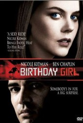 Birthday Girl DVD - 03919 DVDI