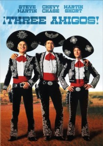 !Three Amigos! DVD - 03904 DVDI