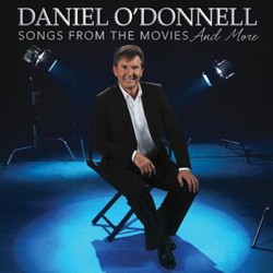 Daniel O'Donnell - Songs From The Movies And More CD - DMGTV 048