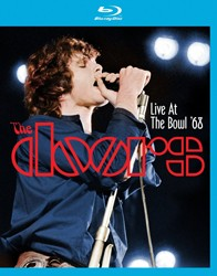 The Doors - Live At The Bowl '68 Blu-Ray - ERBRD5160
