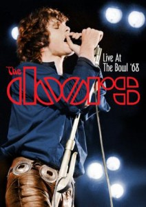The Doors - Live At The Bowl '68 DVD - EREDV945